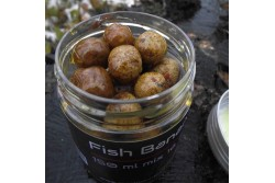 MASTODONT BAITS FISH BANANA DIPPED BOILIE MIX 16, 20MM